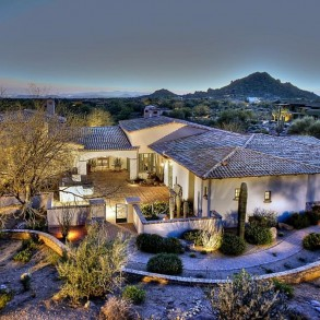 Whisper Rock Homes